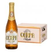 Cerveja CERPA Export Long Neck 350ml ( 24 unidades )