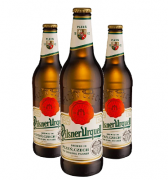 Cerveja Tcheca PILSNER URQUELL 500ml ( 3 unidades )