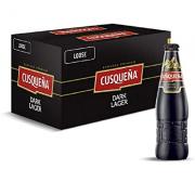 Cerveja CUSQUENA Dark Lager 330ml ( 24 und )