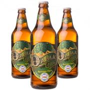 Cerveja DAMA Bier American Lager 600ml ( 3 unidades )
