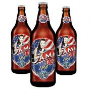 Cerveja DAMA Bier IPA 600ml ( 3 unidades )