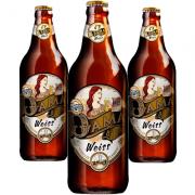 Cerveja DAMA Bier Weiss 600ml ( 3 unidades )