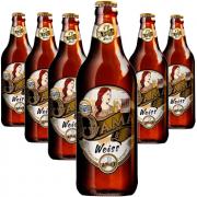 Cerveja DAMA Bier Weiss 600ml ( 6 unidades )