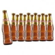Cerveja Peruana CUSQUENA Golden Lager 330ml (12 unidades )