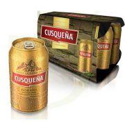 Cerveja Peruana Premium Cusqueña 355ml ( 6 unidades )