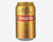 Cerveja Peruana Premium Cusqueña 355ml