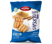 Chips Multi Cereais INSPIRE Original 40g