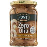 Cogumelo PONTI Zero Olio Grilled Mushrooms 300g