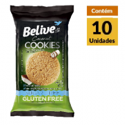 Cookies BELIVE Coco ZERO Display 10x34g