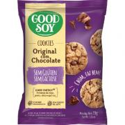 Cookies Integrais GOODSOY com Chocolate Display 10x33g