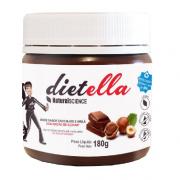 DIETELLA chocolate e avelã sem açúcar 180g