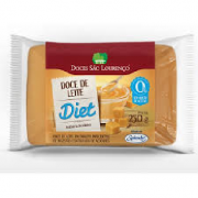 Doce de Leite Diet Massa SÃO LOURENÇO 250g