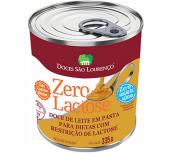 Doce de Leite Zero Lactose Zero Açúcar SÃO LOURENÇO 330g