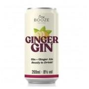 EASY BOOZE Lata Gin+Ginger 269ML