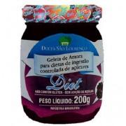 Geleia Diet Amora  SÃO LOURENÇO 200g