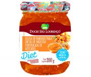 Geleia Diet Damasco SÃO LOURENÇO 200g
