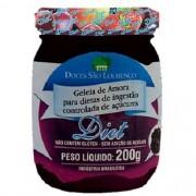 Geleia Diet Jabuticaba SÃO LOURENÇO 200g