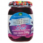 Geleia Diet Uva SÃO LOURENÇO 200g