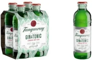 Gin Tônica TANQUERAY Pack 4X275ml
