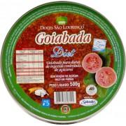 Goiabada Diet Lata SÃO LOURENÇO 500g