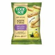 Grissini Integral Azeite & Ervas - Sem Gluten e Sem Lactose - Display c/ 12 pct x 30g
