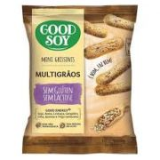 Grissini Integral Multigraos - Sem Gluten e Sem Lactose - Display c/ 12 pct x 30g