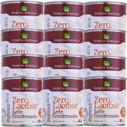 kit 12 und Leite Condensado Zero Lactose 380g