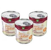 Kit 3 und Leite Condensado Zero Lactose S LOURENÇO 380g