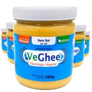 Kit 5 und VeGhee Manteiga Vegana sem sal 200g