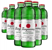 Kit 6 Und Gin Tônica TANQUERAY 275ml