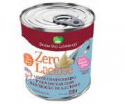Leite Condensado Zero Lactose Zero Açucar S. LOURENÇO 335g