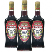 Licor Creme de Cassis STOCK 720ml (3 und)