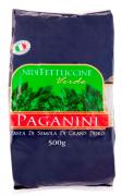 Macarrão Italiano Fettuccini Nidi Verde PAGANINI 500g