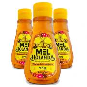 Mel HOLANDA Flores de laranjeira 270ml ( 3 unidades )