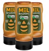 Mel Orgânico Flores Silvestres BALDONI 300ml ( 3 unidades )