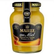 Mostarda Francesa MAILLE com mel 230g