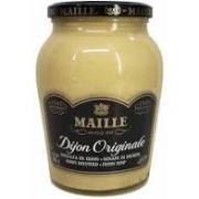Mostarda Francesa MAILLE Dijon Original 865g