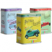 Pastilha Italiana Vegana Leone Macchine D'Epoca 3x30g