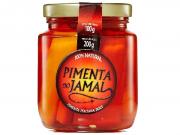 Pimenta Italiana Doce em Conserva JAMAL 200g