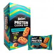 Protein Cookie Bar Cast Caju Choc Belive 48g (10 und)