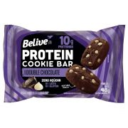 Protein Cookie Bar Double Chocolate BELIVE 10x48g
