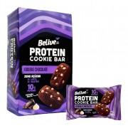 Protein Cookie Bar Double Chocolate BELIVE 48g ( 10 und )