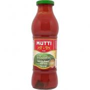 Pure de Tomate com Manjerição MUTTI Vidro 700g