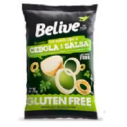 Snack Cebola & Salsa BELIVE 35g