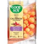 Snacks de Calabresa c/ Pimenta GOODSOY 25g