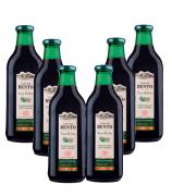 Suco de Uva CASA DE BENTO Organic 1 Litro ( 6 Unidades )