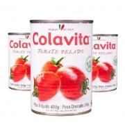 Tomate Pelado Italiano COLAVITA 400g ( 3 unidades )