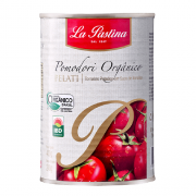 Tomate Pelado Orgânico LA PASTINA 400g