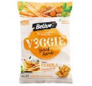 Veggie Snack BeLive Sabor Cebola Caramelizada 35g
