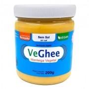VeGhee Manteiga Vegana sem sal 200g
